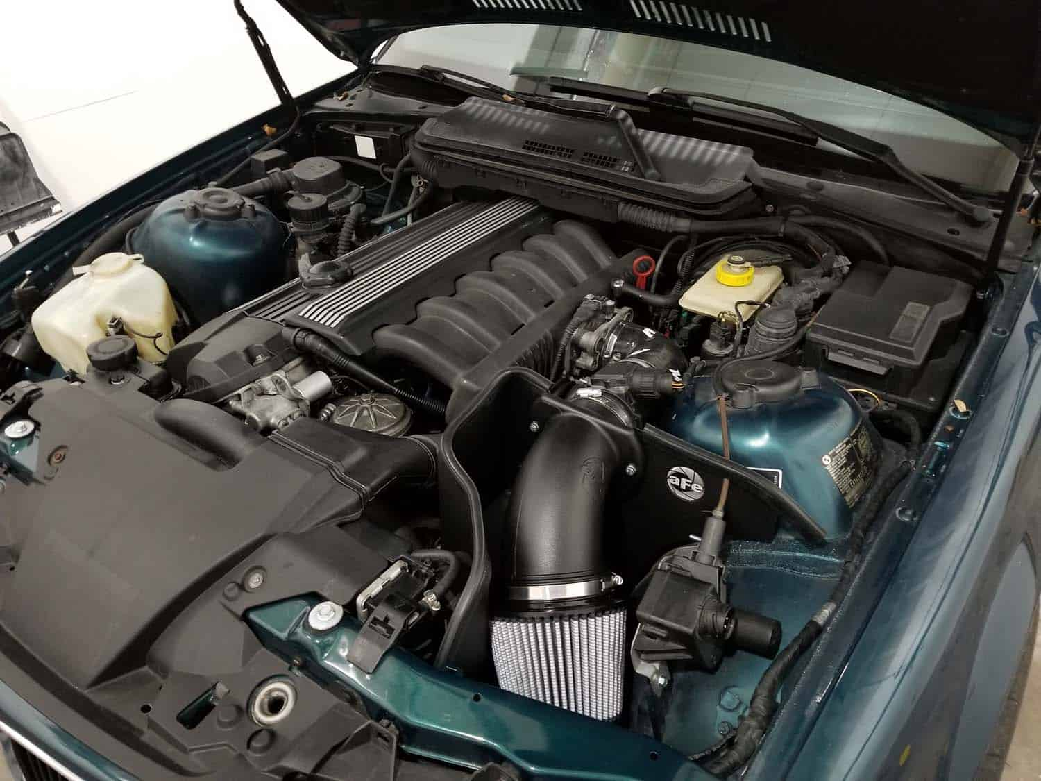 Cold Air Intake Installation With Asc Delete Bmw E36 M3