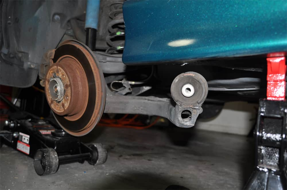 Rear Trailing Arm Bushings (RTAB) Replacement - BMW E36 M3 - BMW