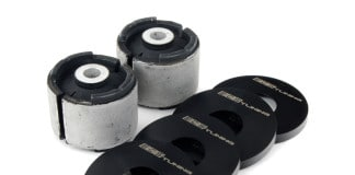 selecting rear trailing arm bushing limiter kit