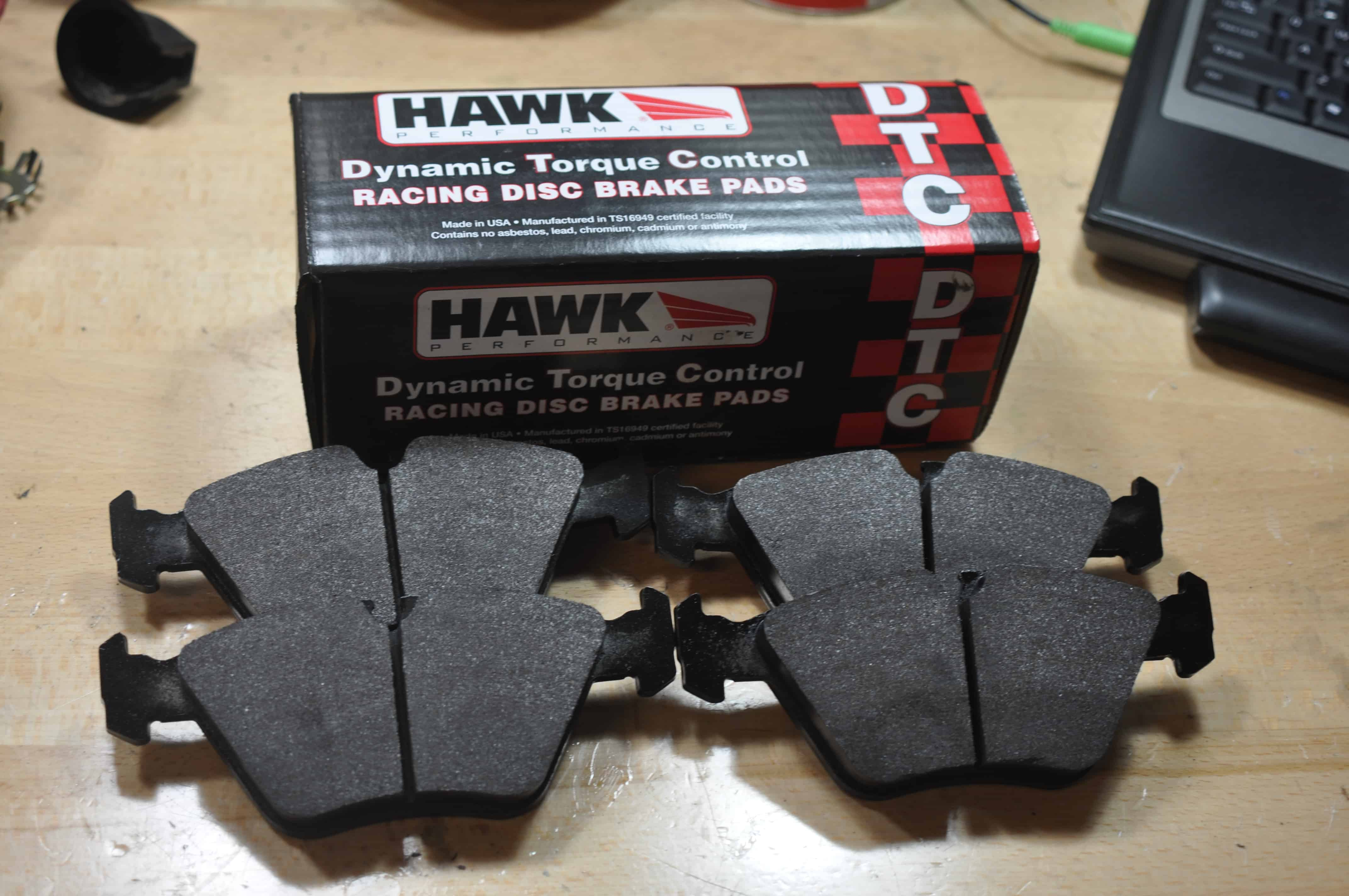 and pads etc bmw diy model rotor brake pad how note to late