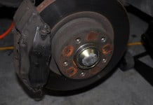 840Ci brake maintenance