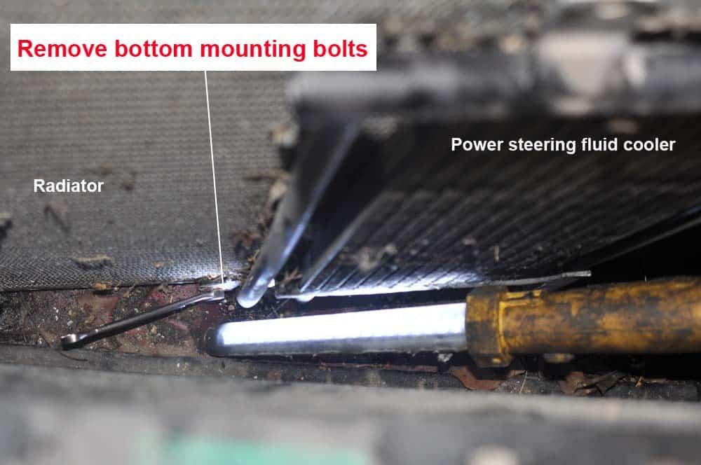 BMW E31 coolant system