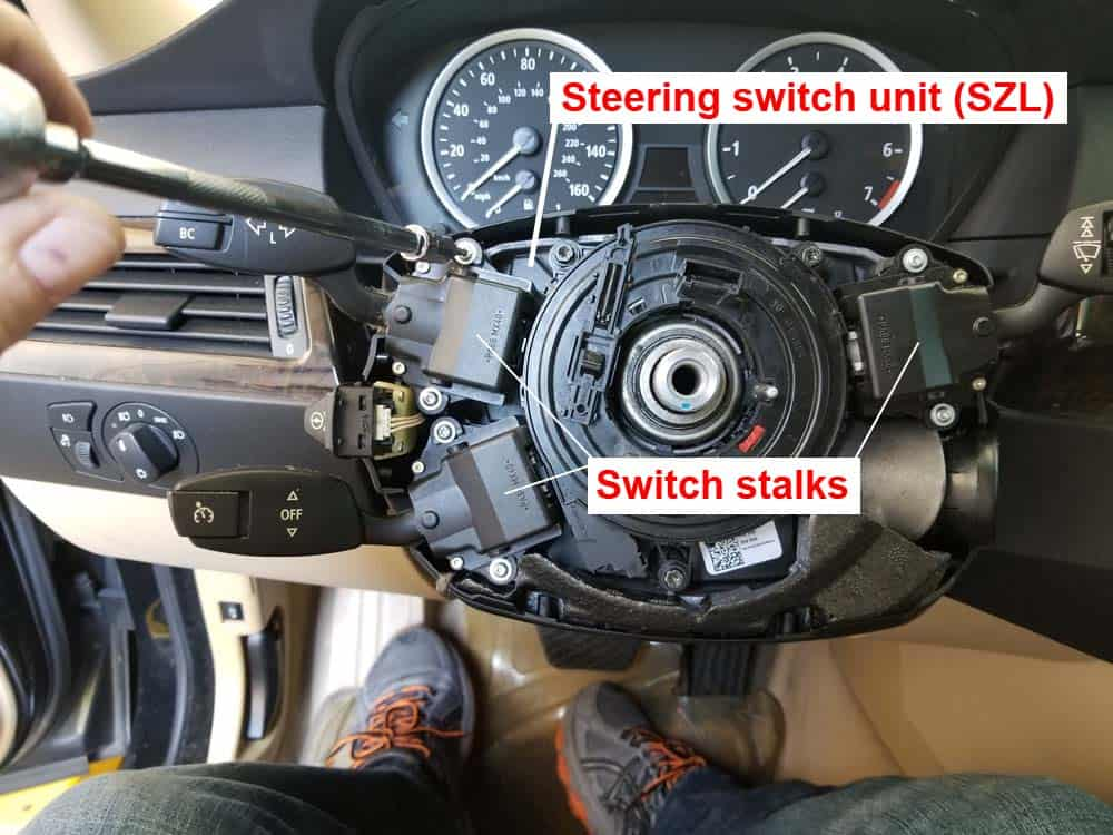 Bmw Steering Angle Sensor Diagram - Wiring Diagram Article