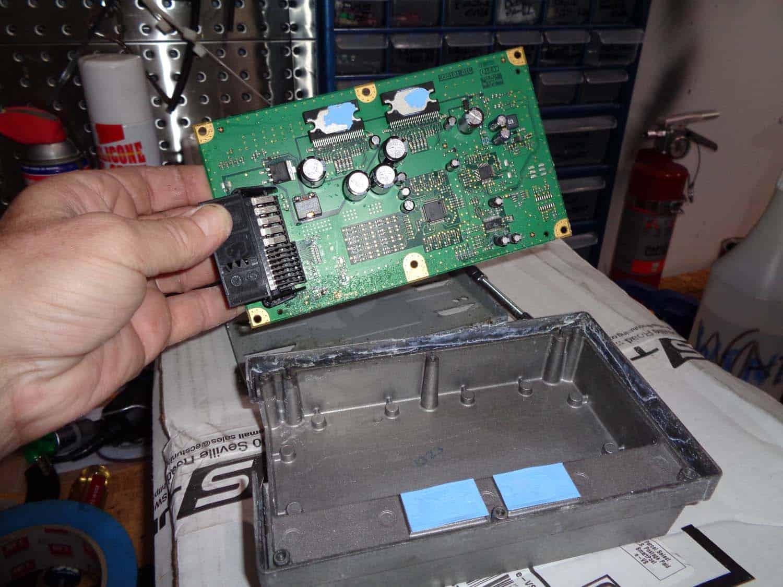 Amplifier Water Damage - Trunk Leak - BMW E90 E91 E92