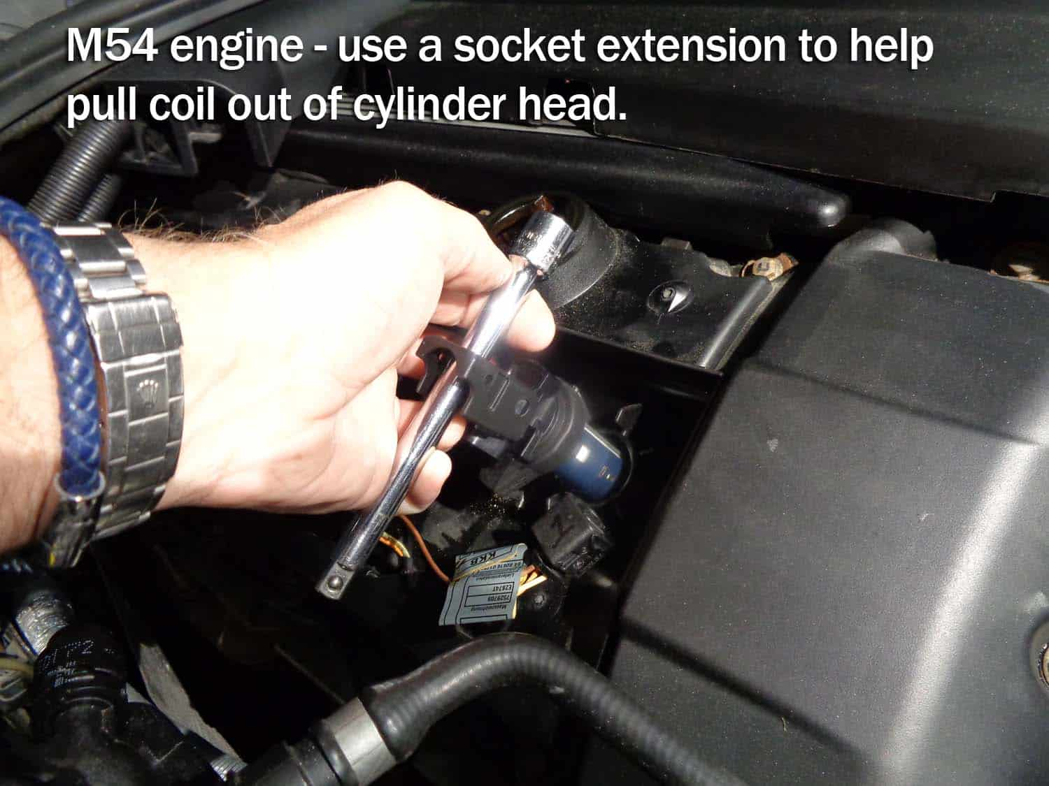 BMW 3 Series E46 Tune Up - Spark Plug and Ignition Coil Maintenance