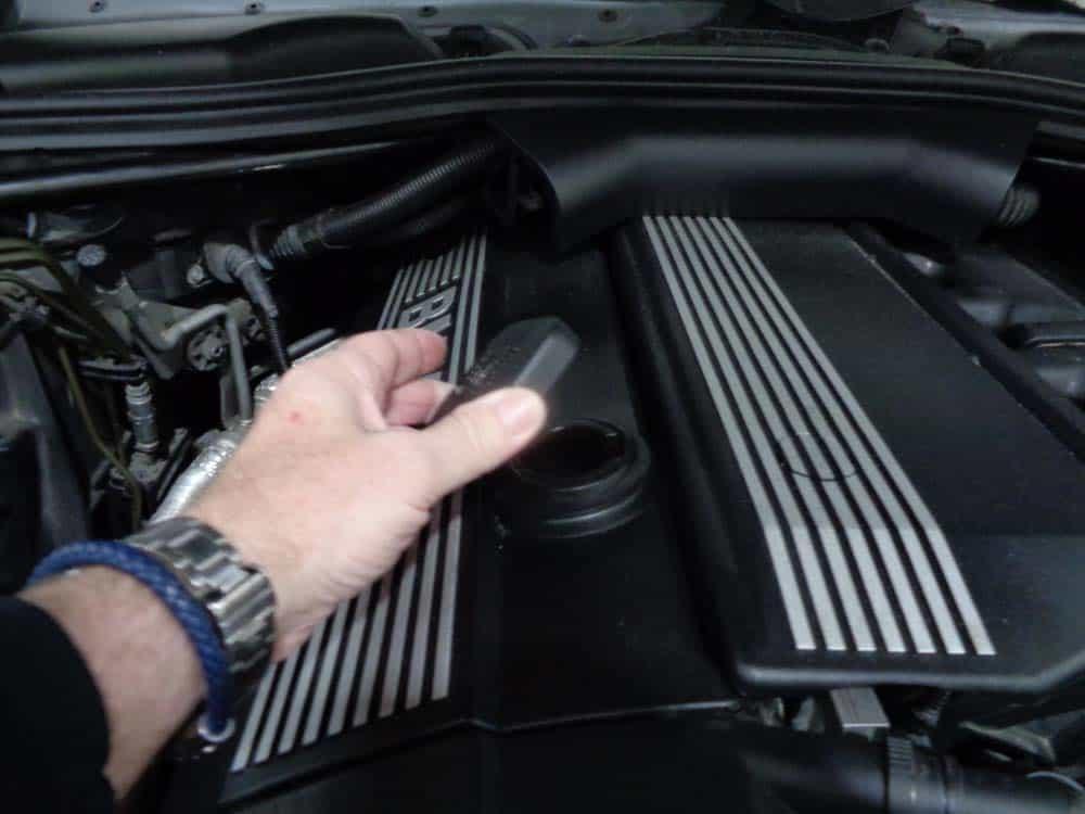 Oil Level Sensor Repair - BMW E60 5 Series - BMW Repair Guide