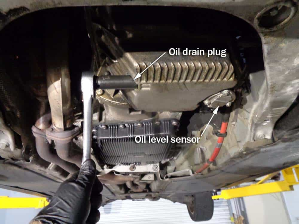 Oil Level Sensor Repair - BMW E60 5 Series - BMW Repair Guide