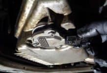oil level sensor repair