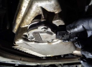 oil level sensor repair
