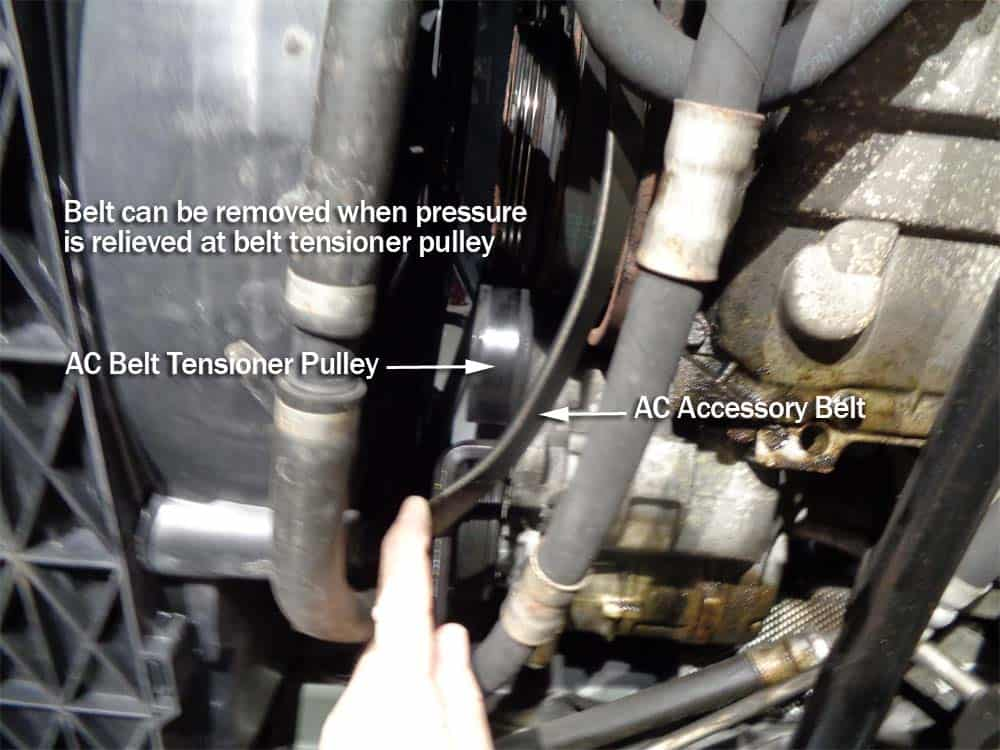 Belt and Pulley Repair - 2005 BMW 530i E60 5 Series - BMW