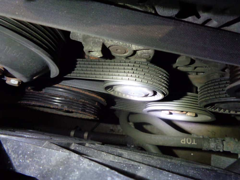bmw e46 belt replacement