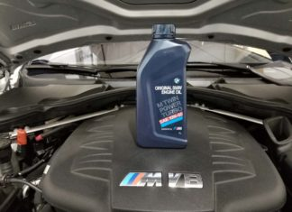 engine oil bmw