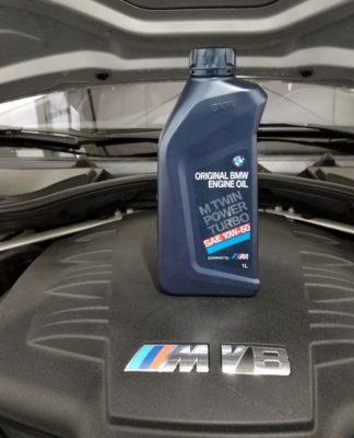 engine oil bmw