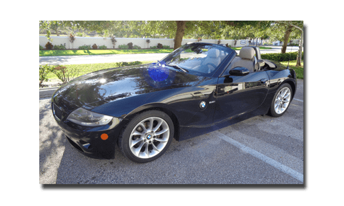 BMW Z4 Convertible Microswitch - Repair and/or Replacement - E85