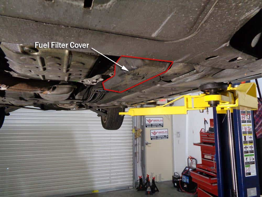 BMW Fuel Filter Replacement - 3 Series E46 with M52/M54 Engine