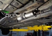 bmw fuel filter replacement