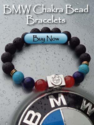 bmw black lava chakra bracelet