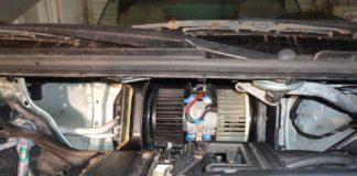 bmw e46 blower motor