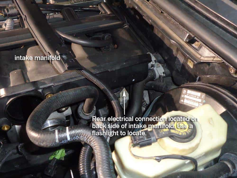 BMW E46 Intake Manifold Gasket Repair- 1998-2006 3 Series M54 Engine