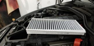 bmw e63 cabin filter