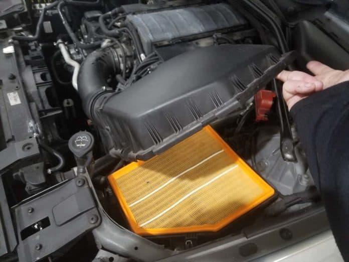 BMW E63 Air Filter