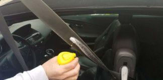 bmw seat belt repair