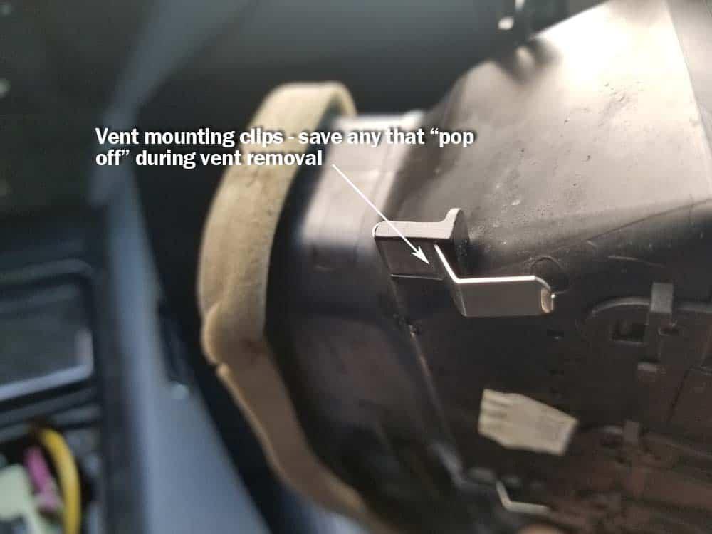 6 series trim removal