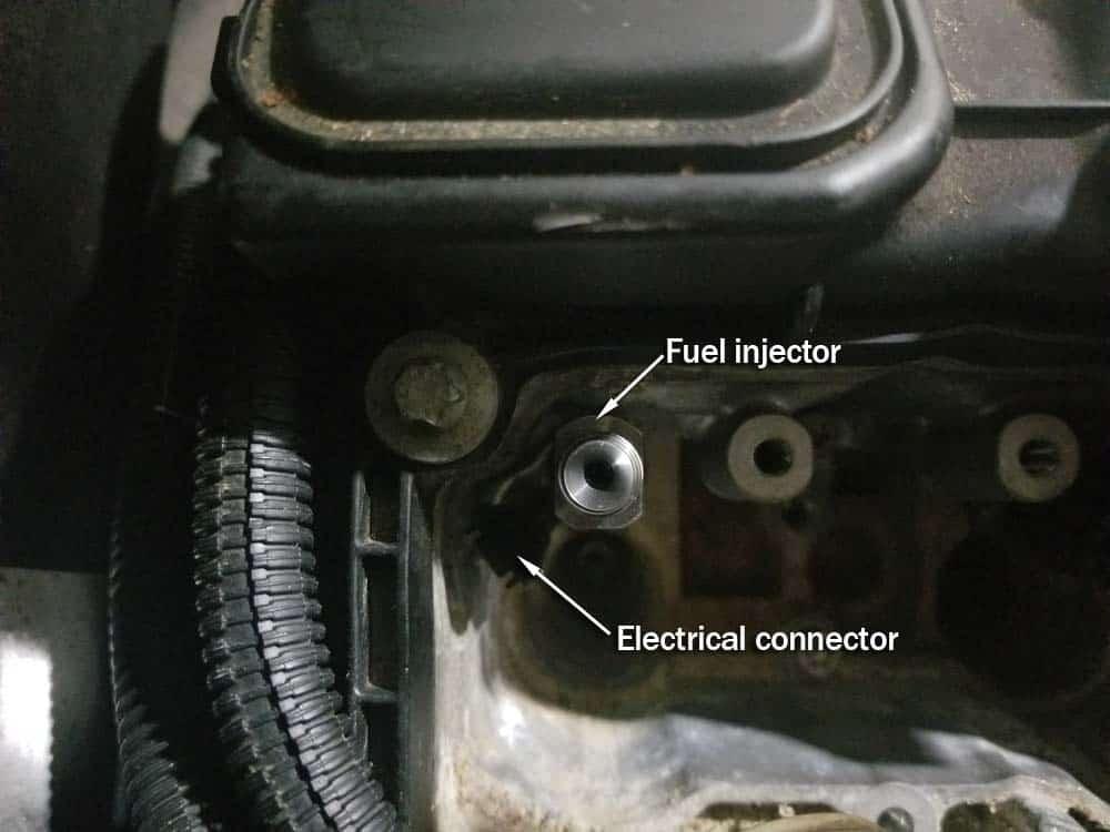 bmw n55 fuel injector