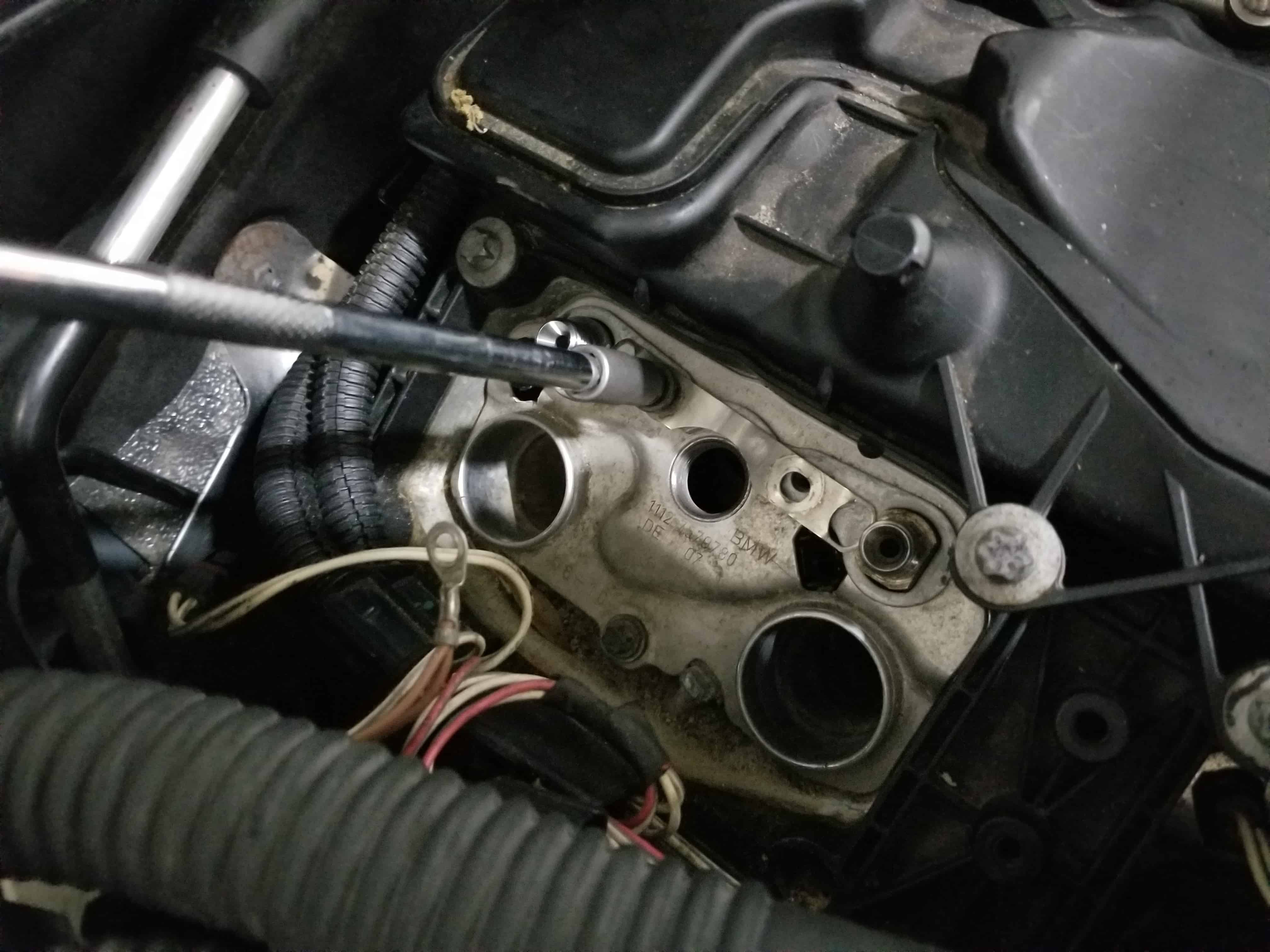 BMW N55 Fuel Injector Replacement - 6 Cyl  Turbo 1,3,5,7,X3