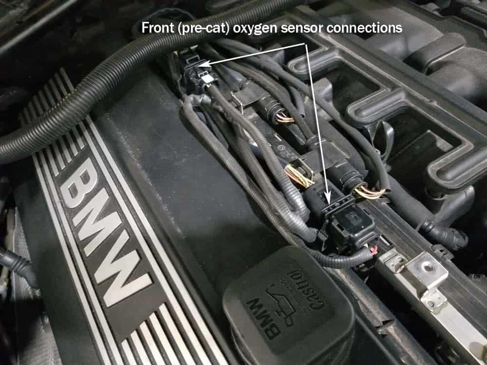 bmw <span class='hiddenSpellError wpgc-spelling' style='background: #FFC0C0;'>E60</span> pre-cat oxygen sensor connections