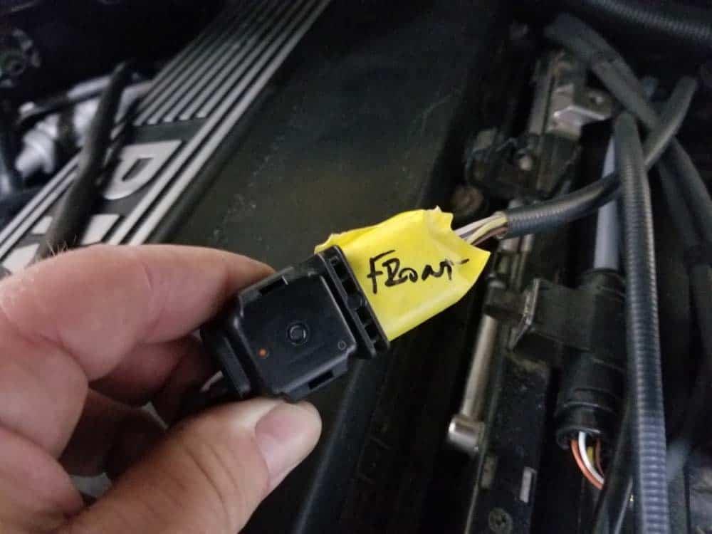 BMW E60 Front Oxygen Sensors - 2004-2010 5 Series - 6