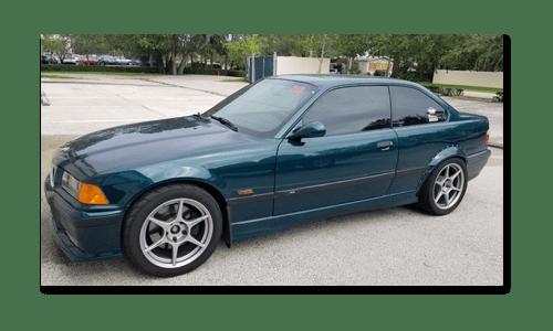 bmw 1996 M3