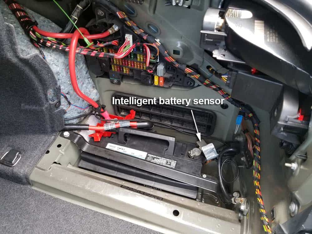 BMW E60 Battery Sensor Failure/Repair - 2004-2010 5 Series