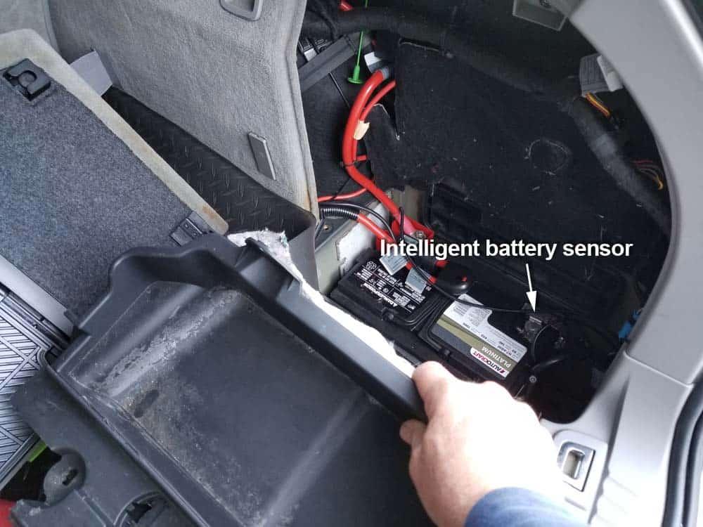 BMW E60 Battery Sensor Failure/Repair - 2004-2010 5 Series