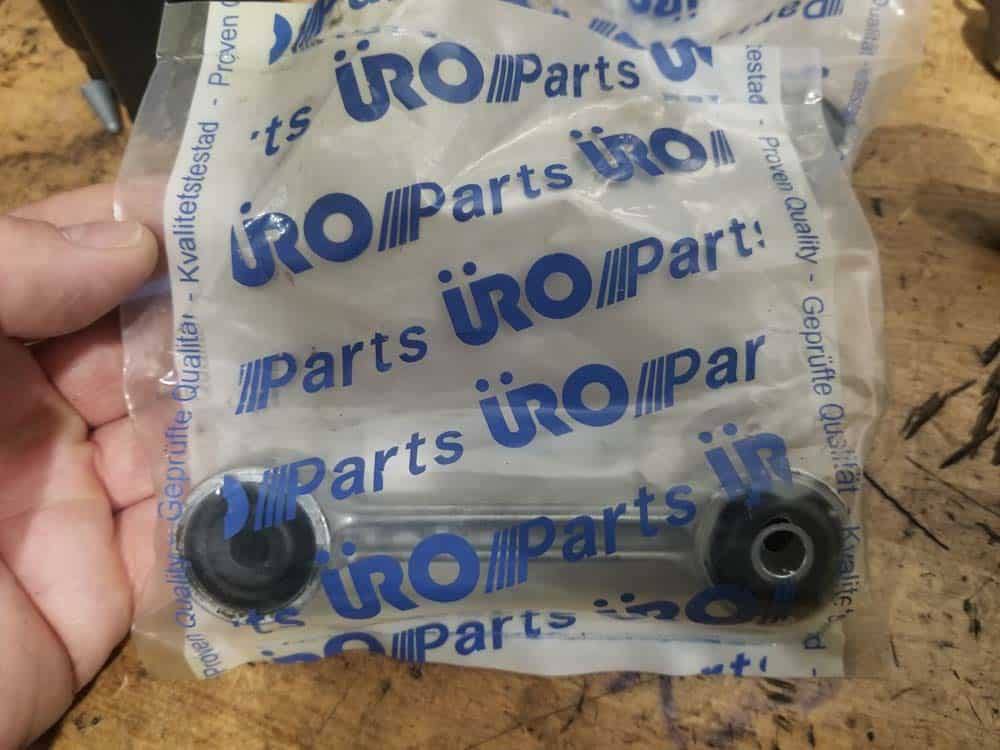 bmw e36 sway bar bushing replacement - new OEM sway bar links