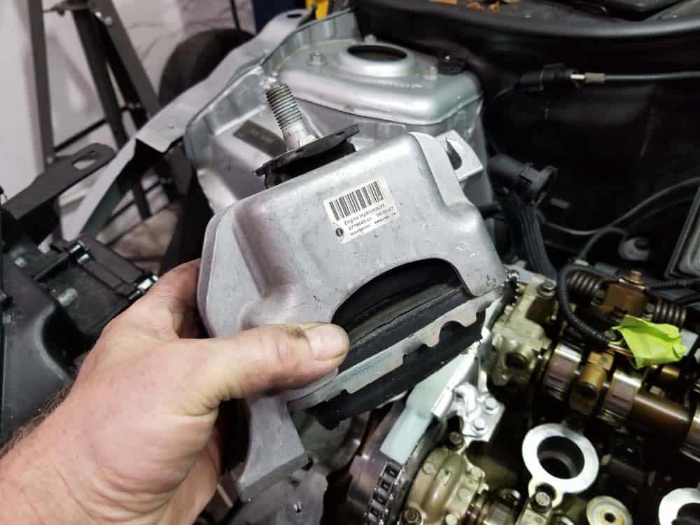 MINI R56 Engine Mount Replacement - 2006-2013 Cooper - All Models | 2014 Mini Cooper Engine Diagram |  | BMW Repair Guide