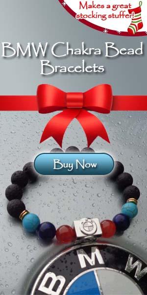 BMW Chakra Bead Bracelet