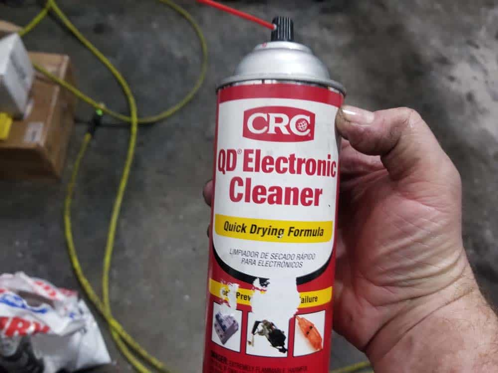 CRC Electronics Cleaner