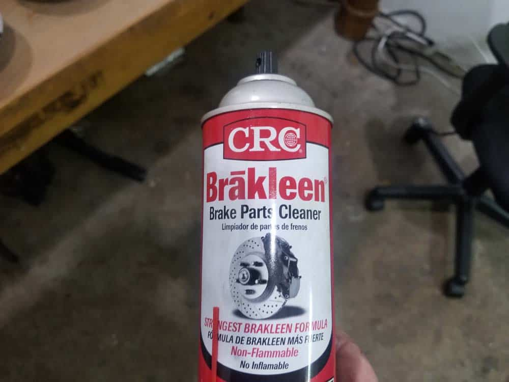 MINI R56 coolant temperature sensor - CRC Brakleen
