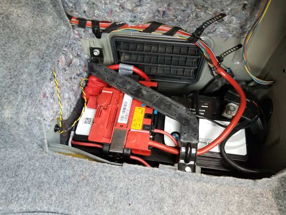 bmw e90 battery replacement - The BMW E90 battery