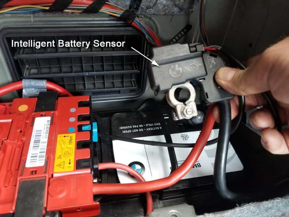 The Intelligent Battery Sensor