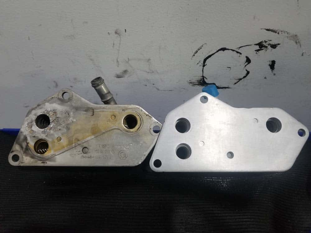 bmw e60 coolant flush - 001