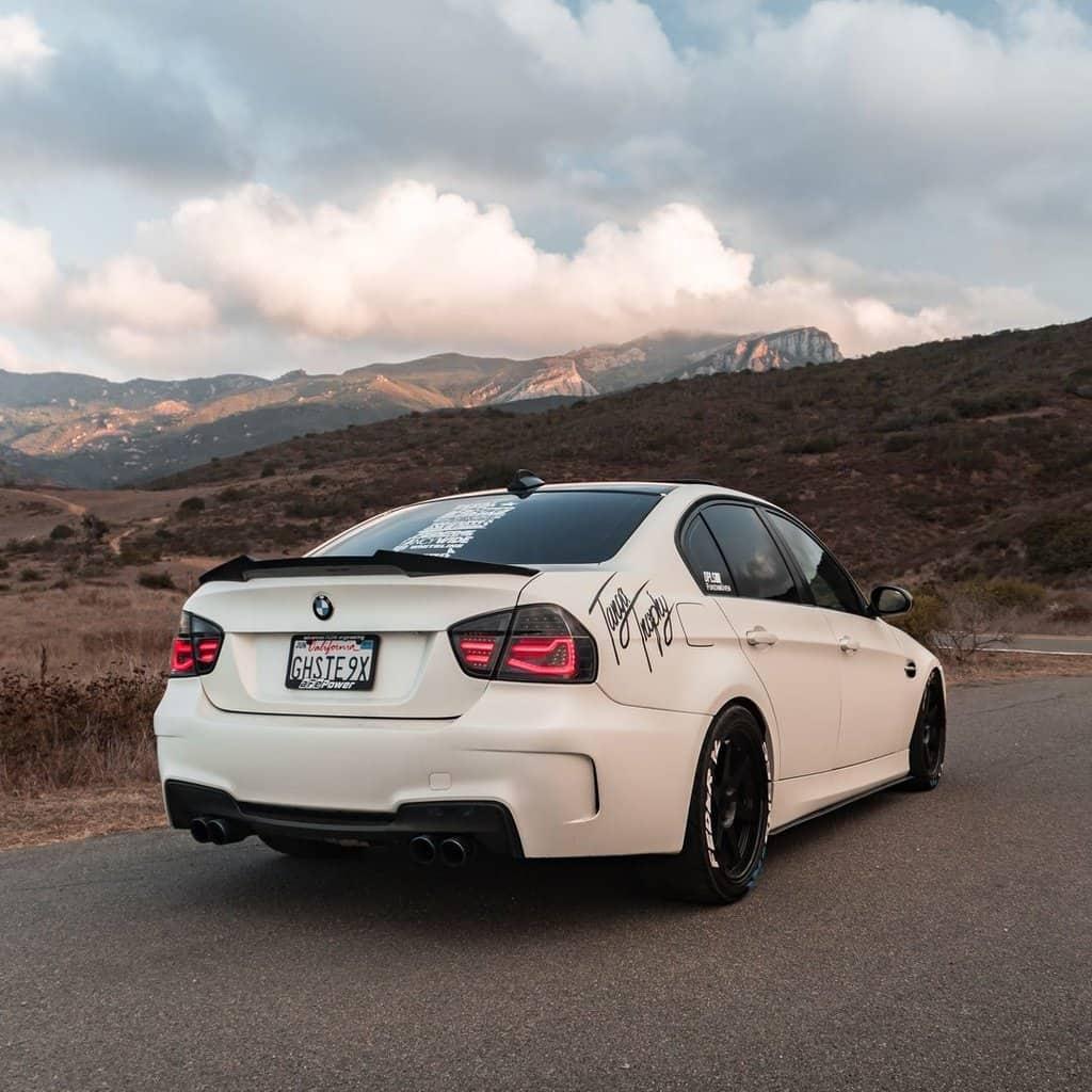 BMW E90 MOD EXTERIOR UPGRADES