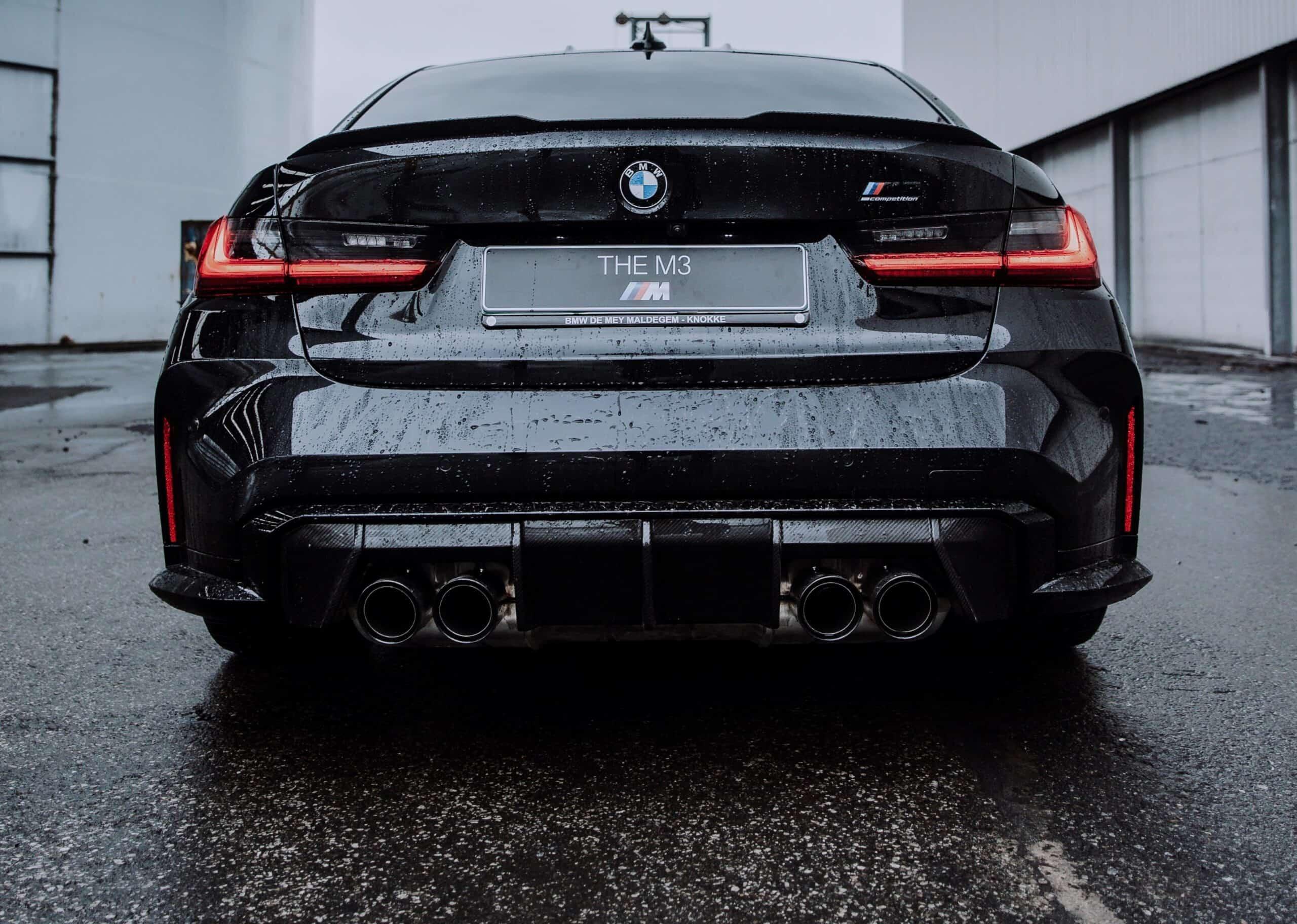 BMW EXTERIOR MODS UPGRADES